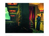 PGM Edward Hopper - New York Movie 1939 Kunstdruk 80x60cm