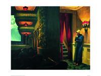 PGM Edward Hopper - New York Movie 1939 Kunstdruk 80x60cm