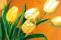 PGM Elisabeth Krobs - Tulipa Nova Kunstdruk 135x90cm