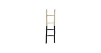 HSM Collection Decoratieve ladder - naturel/zwart