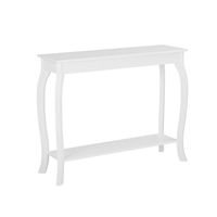 Beliani Sidetable wit HARTFORD