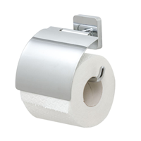 Tiger toiletrolhouder Onu met klep chroom