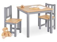 Pinolino Kindertafel met stoelen