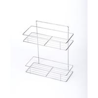 AquaVive Baseline doucherek rechthoek tweelaags chroom