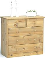 dsstyle Commode Mario 73 cm hoog in geolied grenen