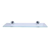 AquaVive planchet glas chroom