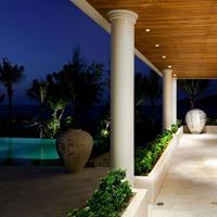 Mantra LED plafond inbouwlamp Guincho wit 8°