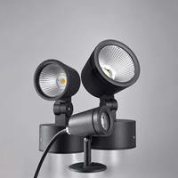 Deko-Light LED-buitenspot Colt, warmwit, 1.090 lumen