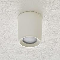 Fumagalli Opbouw-downlight Livia Ø9,6CM CCT wit/frosted