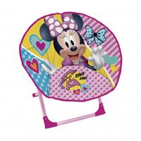 Disney Minnie Mouse stoel junior multicolor 48 cm