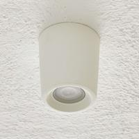 Fumagalli Opbouw-downlight Livia Ø6cm 3.000K wit/frosted