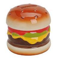 Spaarpot hamburger 10 cm - Spaarpotten