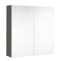 Allibert spiegelkast Look 60cm grijs mat