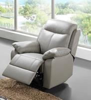 Bauwens Stock Relaxfauteuil Victory 1 - 88x101x95cm - donkergrijs