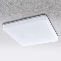 Heitronic LED sensor plafondlamp Pronto, 33x33cm