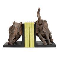 Feelings Bookend Elephants Set/2
