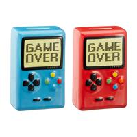 Top1Toys Spaarpot Game Over 2 Assorti
