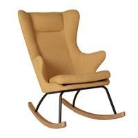 Quax backorder Quax - Schommelstoel DeLuxe voor volwassenen - 70x104x101cm - Saffraan