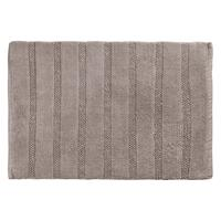 differnz Stripes badmat 45x75cm taupe