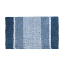 differnz Fading badmat 60x90cm blauw