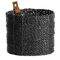 Leen Bakker Mand Santiago - zwart - 20x17 cm