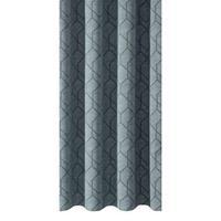 Leen Bakker Gordijnstof Reims - grijsblauw