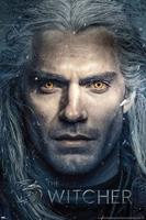 GBeye The Witcher Close Up Poster 61x91,5cm