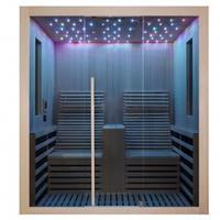 badstuber Carbon infrarood sauna 180x150cm 2 persoons
