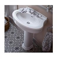 heritagebathrooms Wastafel Kolom Heritage Bathrooms Claverton