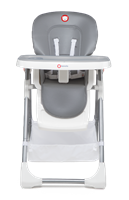 lionelo Kinderstoel  Linn Plus Grey