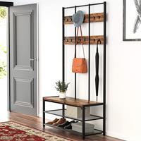 Home24 Compacte garderobe Websterville,