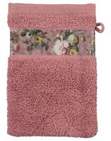 Essenza Washandje Fleur Dusty Rose