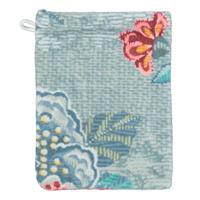 PiP Studio Washandjes Berry Bird Blue (6 st)