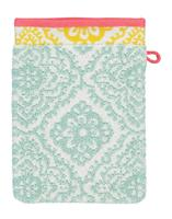 PiP Studio Washandjes Jacquard Check Light Blue (6 st)