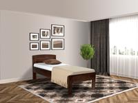 dico Senioren bed comfort donkerbruin
