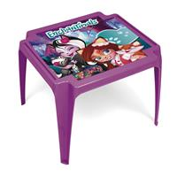 Mattel tafel Enchantimals junior 50 x 55 x 44 cm paars