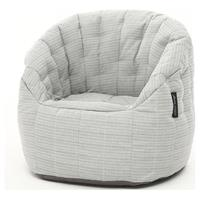Ambient Lounge Outdoor Butterfly Sofa - Silverline
