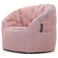 Ambient Lounge Outdoor Butterfly Sofa - Raspberry Polo