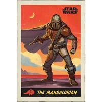 Pyramid Star Wars The Mandalorian Poster 61x91,5cm