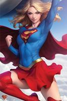 Pyramid Superman Supergirl Poster 61x91,5cm
