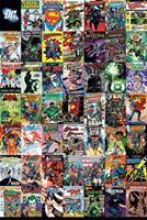 Pyramid DC Comics Montage Poster 61x91,5cm