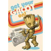 Pyramid Guardians of the Galaxy Get Your Groot On Poster 61x91,5cm