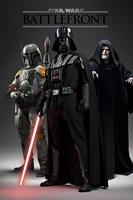 Pyramid Star Wars Battlefront Dark Side Poster 61x91,5cm
