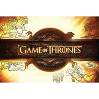 Pyramid Game of Thrones Logo Poster 91,5x61cm