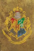 Pyramid Harry Potter Hogwarts Crest Poster 61x91,5cm