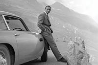 Pyramid James Bond Connery And Aston Martin Poster 91,5x61cm