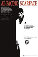 Pyramid Scarface One Sheet Poster 61x91,5cm