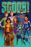 Pyramid Scoob! Scooby Gang and Falcon Force Poster 61x91,5cm