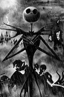 Pyramid Nightmare Before Christmas Storm Poster 61x91,5cm