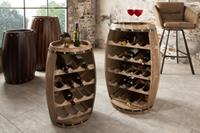 Wijnrek Bordeaux 60cm naturel